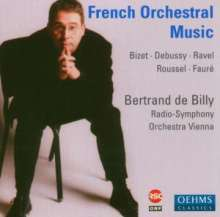 Französische Orchesterwerke, CD