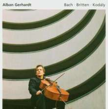 Alban Gerhardt,Cello, CD