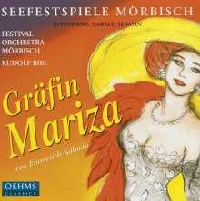 Emmerich Kalman (1882-1953): Gräfin Mariza (Ausz.), CD