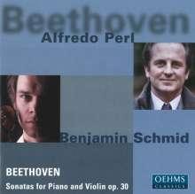 Ludwig van Beethoven (1770-1827): Violinsonaten Nr.6-8, CD