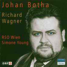 Johan Botha singt Richard Wagner, CD