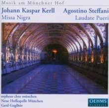 Johann Caspar Kerll (1627-1693): Missa Nigra, CD