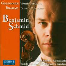 Karl Goldmark (1830-1915): Violinkonzert op.28, CD