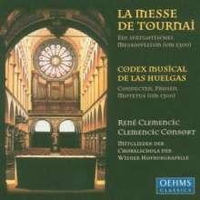 Messe de Tournai (14. Jh.), CD