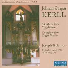 Johann Caspar Kerll (1627-1693): Orgelwerke, CD