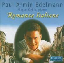 Paul Armin Edelmann - Romanze Italiane, CD