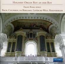Franz Raml - Holzhey-Orgel Rot an der Rot, CD