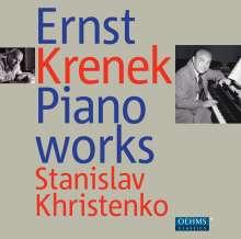 Ernst Krenek (1900-1991): Klavierwerke, CD