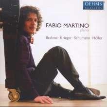 Fabio Martino,Klavier, CD