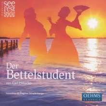 Carl Millöcker (1842-1899): Der Bettelstudent (gekürzte Fassung), CD