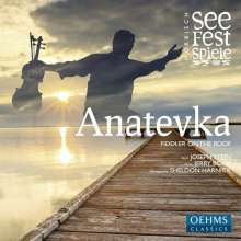 Jerry Bock (1928-2010): Anatevka (Fiddler on the Roof), CD