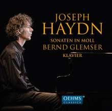 Joseph Haydn (1732-1809): Klaviersonaten H16 Nr.20,32,34,36,44, CD