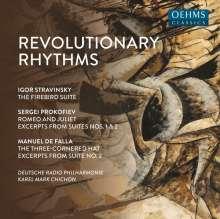 Deutsche Radio Philharmonie - Revolutionary Rhythms, CD