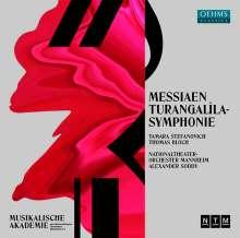 Olivier Messiaen (1908-1992): Turangalila-Symphonie, CD