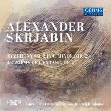 Alexander Scriabin (1872-1915): Symphonie Nr.2, CD