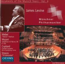 James Levine - Documents of the Munich Years Vol.4, CD