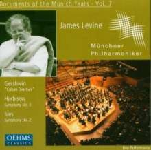 James Levine - Documents of the Munich Years Vol.7, CD