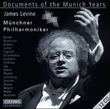 James Levine - Documents of the Munich Years (12 CD-Box), 12 CDs