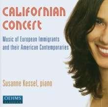 Susanne Kessel - Californian Concert, CD