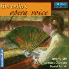 Ramon Jaffe - The Cello's Opera Voice, CD