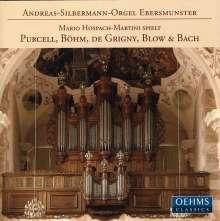 Mario Hospach-Martini,Orgel, CD