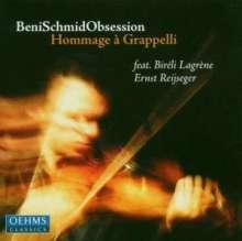 Beni Schmid - Hommage a Grappelli, CD