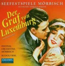 Franz Lehar (1870-1948): Der Graf von Luxemburg, CD