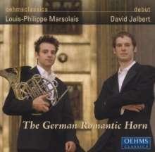 """Musik für Horn & Klavier """"The German Romantic Horn"""", CD"""