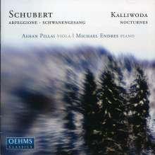 Johann Baptist Wenzel Kalliwoda (1801-1866): 6 Nocturnes op.186, CD