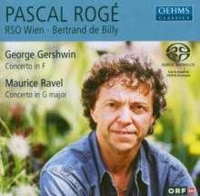 George Gershwin (1898-1937): Klavierkonzert in F, SACD