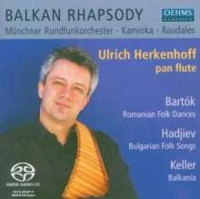 Ulrich Herkenhoff - Balkan Rhapsody, Super Audio CD