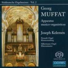 Georg Muffat (1653-1704): Apparatus musico-organisticus, 2 Super Audio CDs