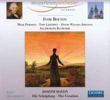 Joseph Haydn (1732-1809): Die Schöpfung, 2 SACDs