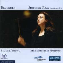 Anton Bruckner (1824-1896): Symphonie Nr.2, SACD