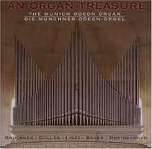 Andreas Götz - An Organ Treasure, SACD