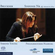 Anton Bruckner (1824-1896): Symphonie Nr.4, SACD