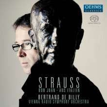 Richard Strauss (1864-1949): Aus Italien op.16, Super Audio CD