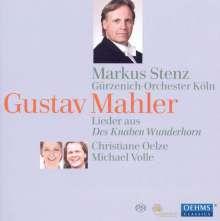 Gustav Mahler (1860-1911): Des Knaben Wunderhorn, SACD