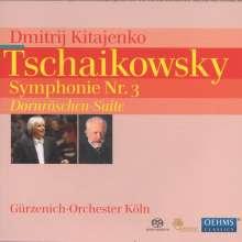 Peter Iljitsch Tschaikowsky (1840-1893): Symphonie Nr.3, Super Audio CD