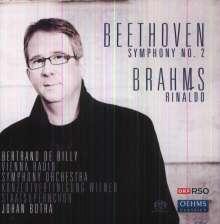 Johannes Brahms (1833-1897): Rinaldo-Kantate op.50, Super Audio CD
