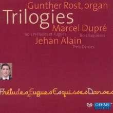 Marcel Dupre (1886-1971): Orgelwerke, SACD