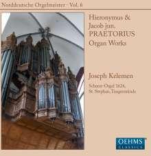 Hieronymus Praetorius (1560-1629): Orgelwerke, Super Audio CD