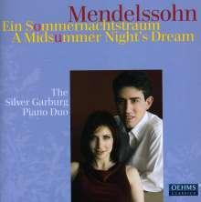 Felix Mendelssohn Bartholdy (1809-1847): Klavierwerke zu 4 Händen, CD