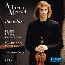 Albrecht Menzel - Thoughts, CD