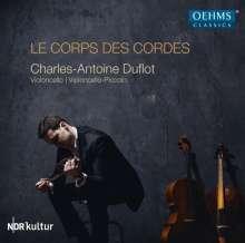 Charles-Antoine Duflot - Le Corps Des Cordes, CD