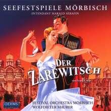 Franz Lehar (1870-1948): Der Zarewitsch (Ausz.), CD