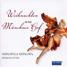 Weihnachten am Münchner Hof, CD