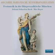 """Johann Sebastian Bach (1685-1750): Kantate BWV 137 """"Lobe den Herren"""", CD"""