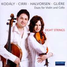 Eight Strings - Duos for Violine & Cello, CD