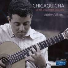 Andres Villamil - Chicaquicha, CD